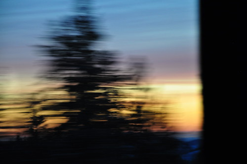 california sunset snow ski bus tree bay jackson area kirkwood powpow backofthebus eyefi bayareaskibus backodabus