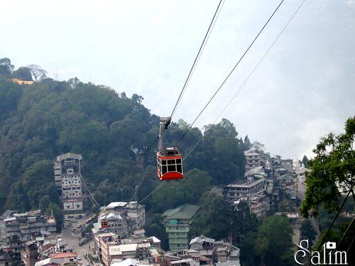 Ropeway, Gangtok, Sikkim