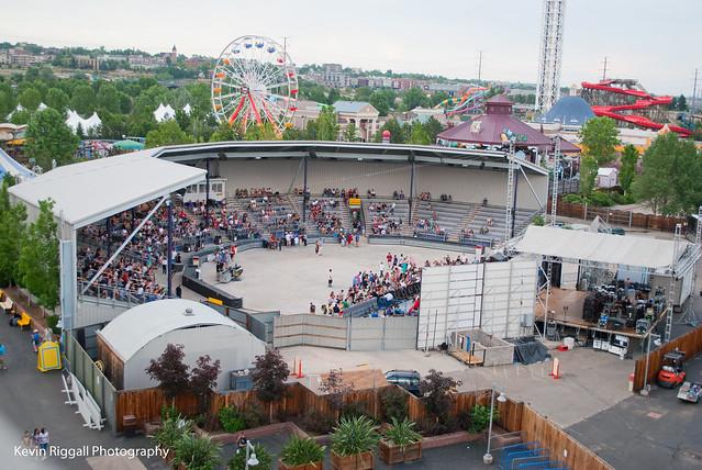 Elitch Gardens Arena Flickr Photo Sharing