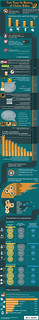 Online Video History infographic