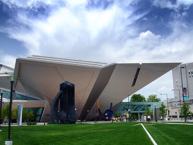 Denver Art Museum  Flickr  Photo Sharing