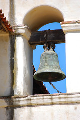 church bell, bell, iron,