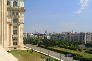 Bucharest view