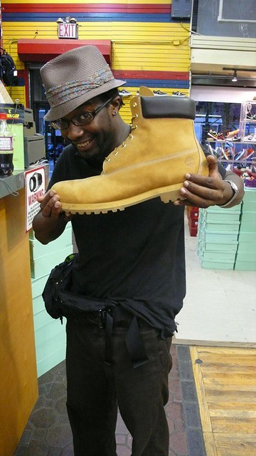 Size Of Shaqs Shoes