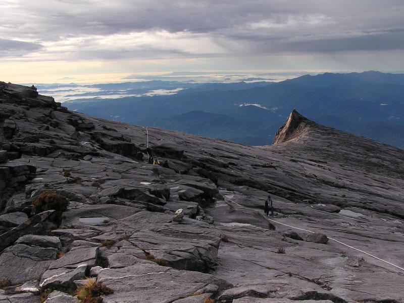 St John's peak from afar