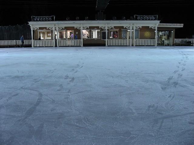 Sun Valley ice rink