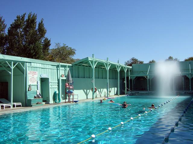 Keough S Hot Springs California Hot Springs
