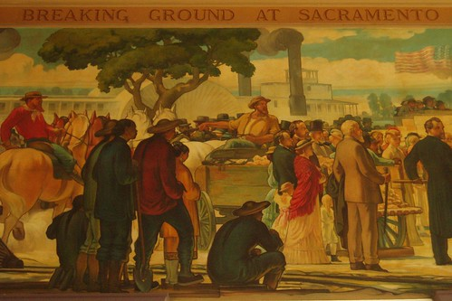 Breaking Ground at Sacramento