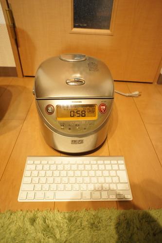 炊飯器コンピューティング