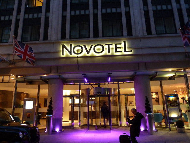 Hotel Novotel London Canary Wharf London Vereinigtes Konigreich