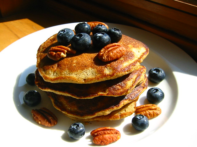 Whole Grain Pancakes | Flickr - Photo Sharing!
