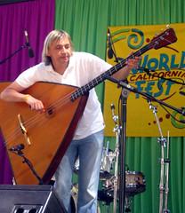 California Worldmusic Festival