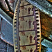 salvaged filmstrip