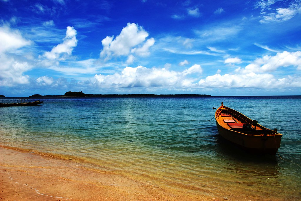 Wandur Beach, Andaman & Nicobar Islands, India