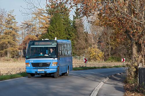 Die Kleinbusse vom Typ O818 bekommen Zuwachs: 15 neue Busse werden beschafft
