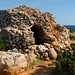 Stone Age dwelling on Menorca. . .