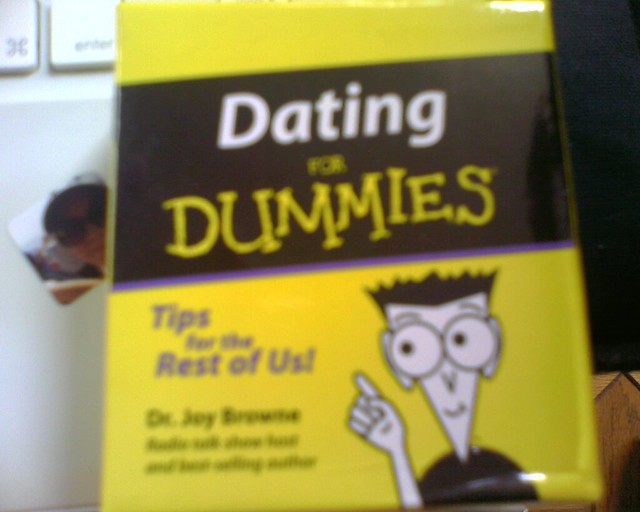 dating tips for dummies women
