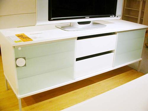 ikea hifi stand bargain. Black Bedroom Furniture Sets. Home Design Ideas