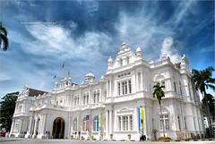 Penang City Hall (dewan Bandaraya)
