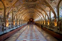 Antiquarium (Hall of Antiquities), Munich Residenz