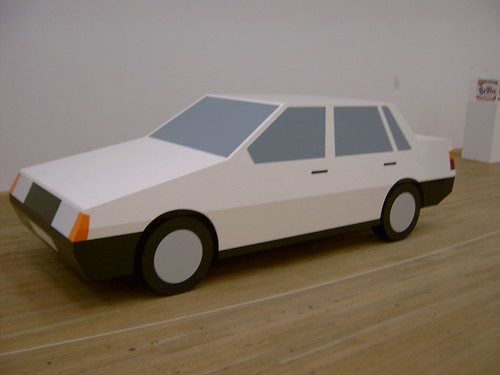purnell blog paper car. Black Bedroom Furniture Sets. Home Design Ideas