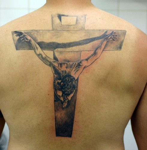 Christ of St John Tattoo