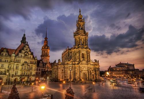 Bombings of Dresden Ww2 Dresden After The Bombing