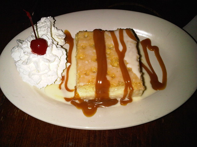 Cuatro Leches (Tres leches cake) | Flickr - Photo Sharing!
