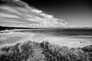 Newborough sands - Anglesey