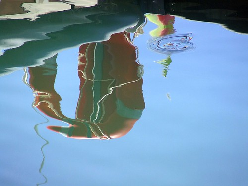 Madeira - Calheta Marina Reflections