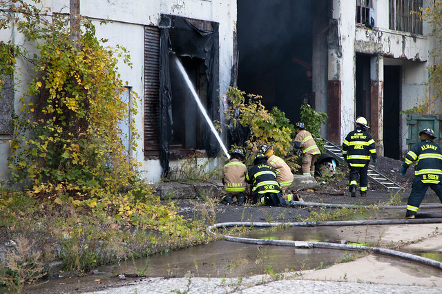 Fire at the Central Warehouse - Albany, NY - 10, Oct - 11.jpg