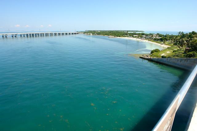 Old Bridge View, Bahia Honda State Park, Florida Keys