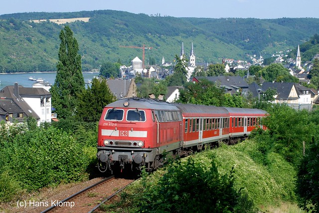 218  DB  Boppard  10-7-10  2098 by Hans Klomp