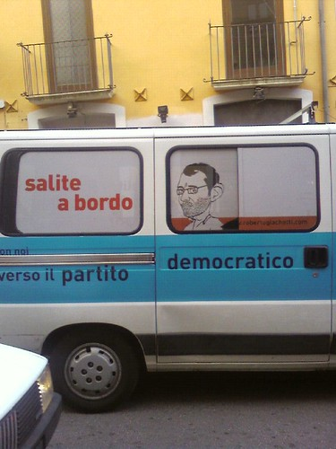 the giachetti's bus