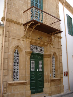 restored old house in nicosia