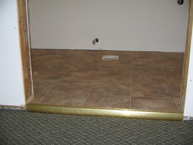 Cushion floor in bathroom aug 10 flickr photo sharing for Bathroom cushion floor tiles