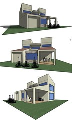 diagram(0.0), floor plan(0.0), drawing(0.0), shed(0.0), plan(0.0), house(1.0), residential area(1.0), facade(1.0),