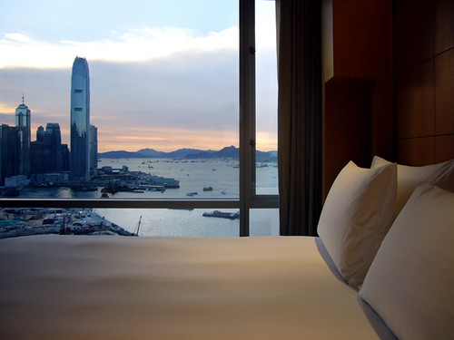 Room 2512: IFC 2 Tower view