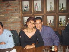 Anita y Erick