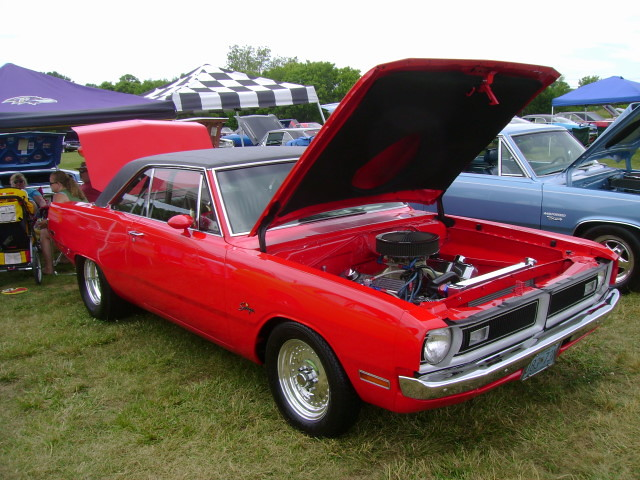 1971 dodge dart custom - photo #14