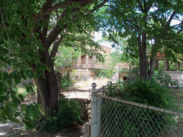 Bridge To Pool Baker Hotel Mineral Wells Texas It Looks Flickr Photo Sharing