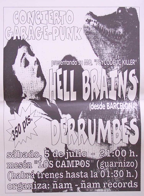 Hell Brains+Derrumbes