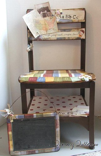Altered Childs Chair