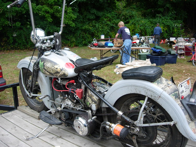 Harley Davidson Swingarm Bag Review
