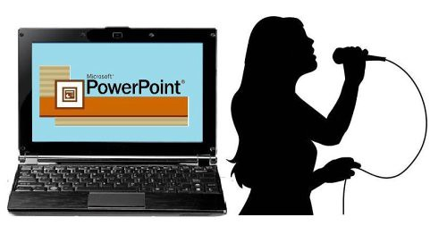 Live or PowerPoint