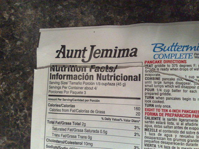 Pancakes 14 All New How To Make An Aunt Jemima Pancake