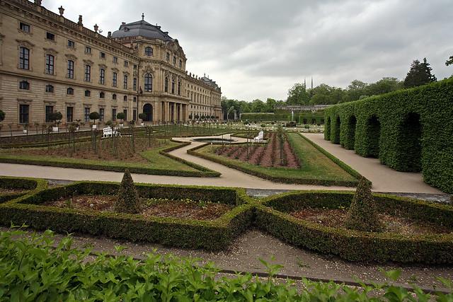 Residenz Garten