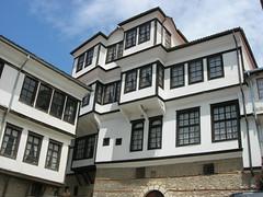 Ohrid - Casa ottomana