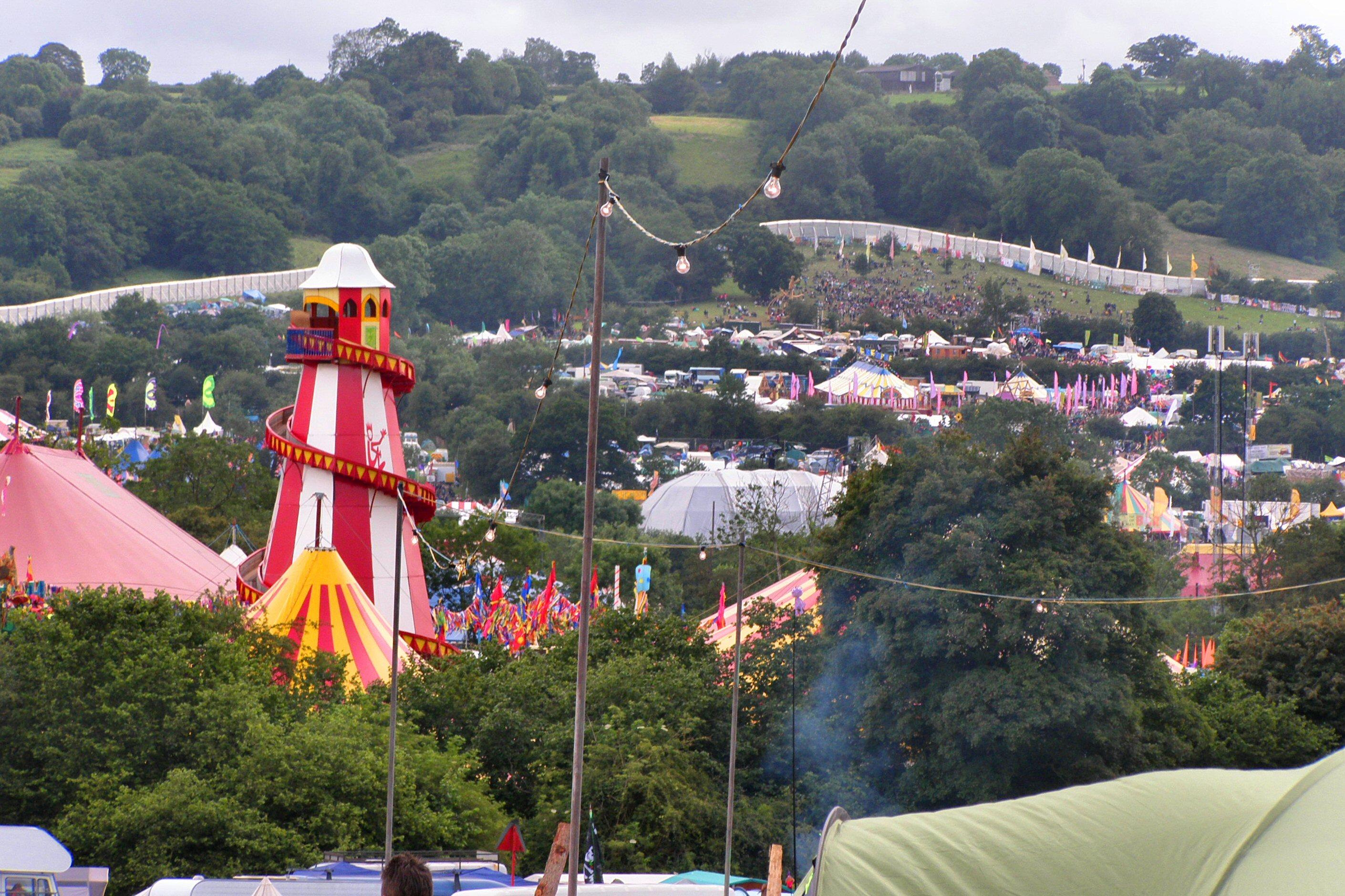 Biffy Clyro: Saviours of the UK festival
