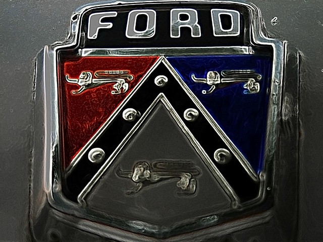 Old Ford Logos Old Ford Logo Digital Edit